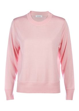 Rodebjer - Strik - Sonia Wool Sweater - Bubblegum