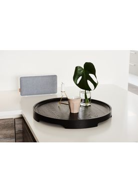 SACKit - Tray - TRAYit - Dark stained ash
