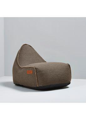 SACKit - Sækkestol - RETROit Cobana / Ude- & indendørs - Brown