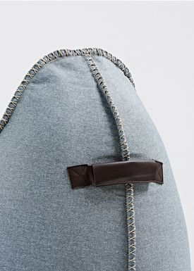 SACKit - Sækkestol - RETROit Medley / Luksus sækkestol - Denim - 66010