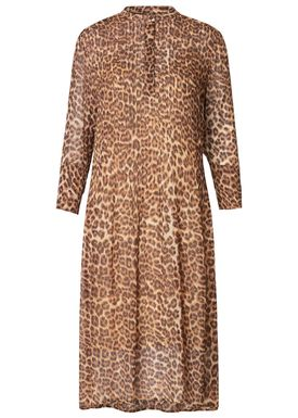 Samsøe & Samsøe - Dress - Elm shirt dress - Leopard