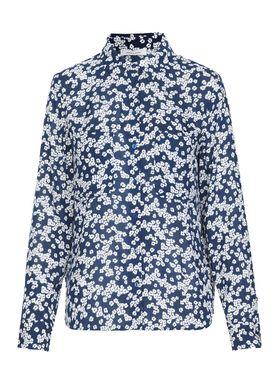 Samsøe & Samsøe - Shirt - Milly shirt - Daisy Blue