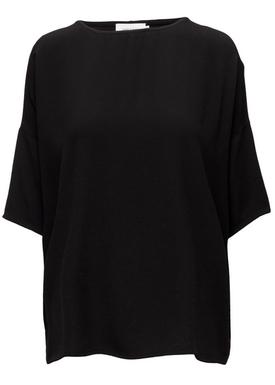 Samsøe & Samsøe - T-shirt - Mains Tee - Black