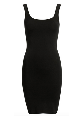 Samsøe & Samsøe - Slip Dress - Sue Long Solid - Black