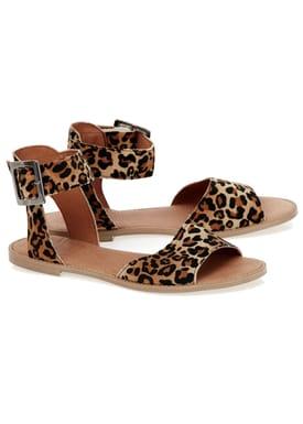 Sandal/One Sandaler Leopard