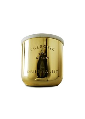 Tom Dixon - Candlestick - Scent Medium Candle - Brass