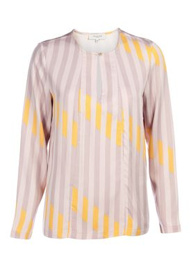Selected Femme - Blus - Ellie Top - Sepia Rose