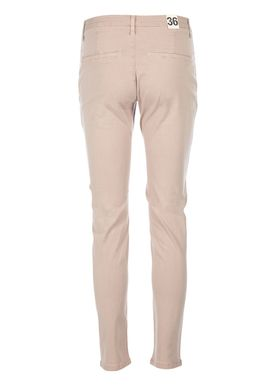 Selected Femme - Pants - Ingrid Tapered Chinos - Adobe Rose