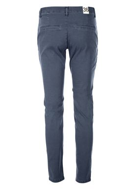 Selected Femme - Bukser - Ingrid Tapered Chinos - Ombre Blue