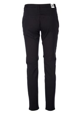 Selected Femme - Pants - Ingrid Tapered Chinos - Black