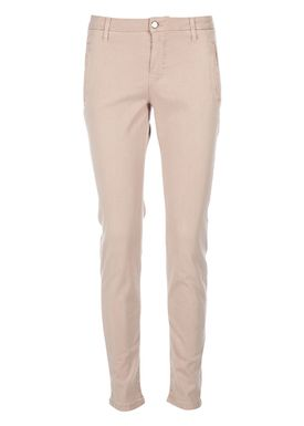 Selected Femme - Bukser - Ingrid Tapered Chinos - Adobe Rose
