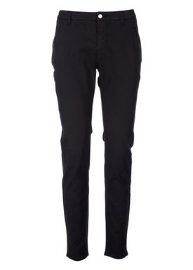 Selected Femme - Bukser - Ingrid Tapered Chinos - Black