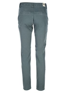 Selected Femme - Pants - Ingrid Tapered Chinos - Orion Blue