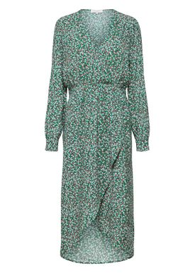 Selected Femme - Kjole - Cecilie Dress - Jolly Green