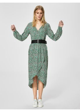 Selected Femme - Dress - Cecilie Dress - Jolly Green