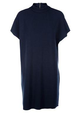 Selected Femme - Kjole - Luisa Dress - Navy