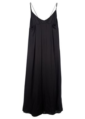 Selected Femme - Kjole - Tora Strap Dress - Sort