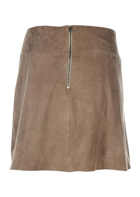 Selected Femme - Skirt - Bobi Skirt - Light Beige