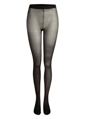 Selected Femme - Strømpebukser - Sel Tights - Sort (20 denier)