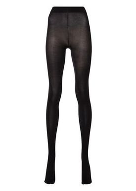 Selected Femme - Strømpebukser - Sel Tights - Sort (60 denier)