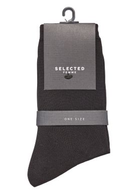 Selected Femme - Socks - Bobby Classic - Black