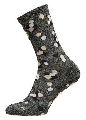 Selected Femme - Socks - Vida Sock - Dark Sapphire Print