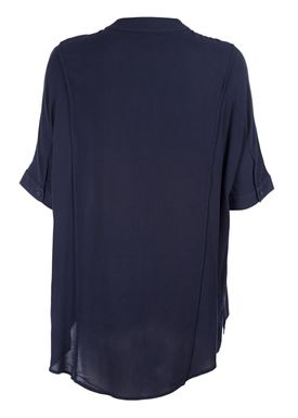 Selected Femme - T-shirt - Brissa - Navy