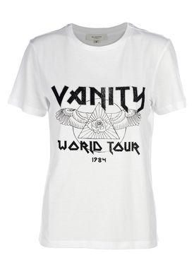 Selected Femme - T-shirt - Vanity Tee - White