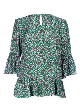 Selected Femme - Topp - Cecilia Top - Jolly Green