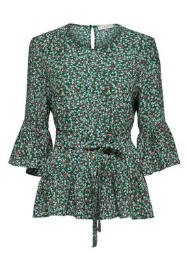 Selected Femme - Top - Cecilia Top - Jolly Green
