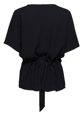 Selected Femme - Top - Tanna Top - Black