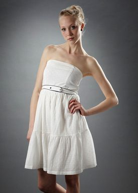 Sessún - Dress - Lovers - White