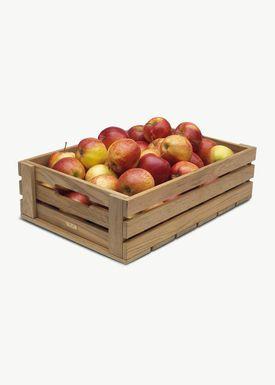 Skagerak - Kasser - Dania Box - Dania Box 4 / Teak