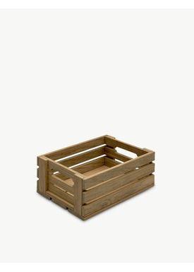Skagerak - Kasser - Dania Box 2 - Teak