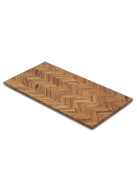 Skagerak - Cutting Board - Sild Tray - Teak / Large