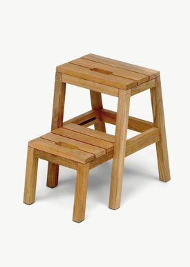 Skagerak - Stol - Dania Step Ladder - Teak