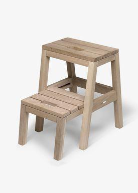 Skagerak - Stol - Dania Step Ladder - Oak