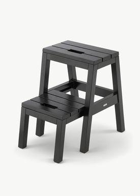 Skagerak - Stol - Dania Step Ladder - Black Oak