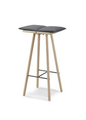 Skagerak - Chair - Georg Bar Stool - Oak/Wool