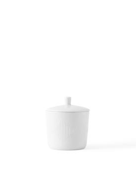 Lyngby Porcelæn - Skål - Thermodan Sukkerskål - White