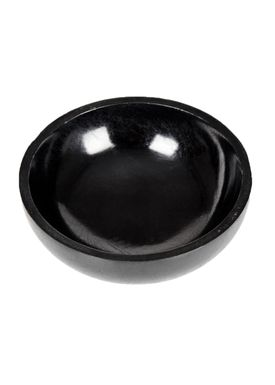 Nordstjerne - Skål - Soap Stone Bowl - Sort