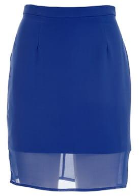 Finders Keepers - Nederdel - Starting Over Skirt - Klar Blå
