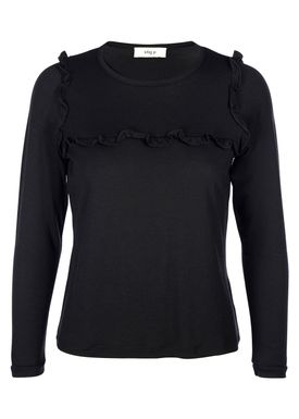 Stig P - Blouse - Rai - Black