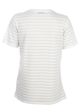 Stig P - T-shirt - Anne Sofie Stripe - White Stripe