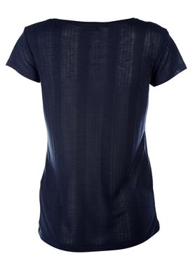 Stig P - T-shirt - Cat - Navy