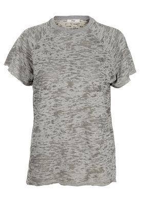 Stig P - T-shirt - Ece - Grå