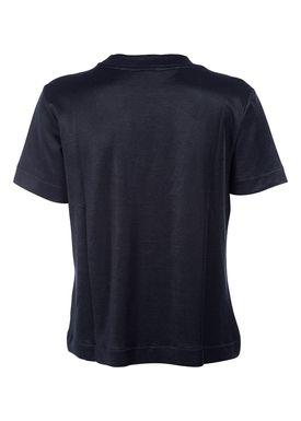 Stig P - T-shirt - Kobina - Navy