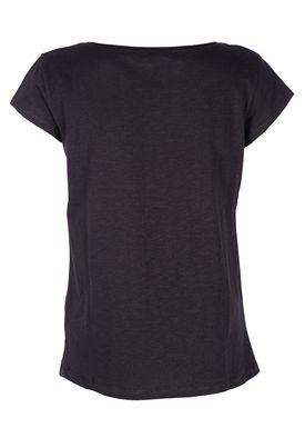 Stig P - T-shirt - Liu T-shirt - Sort