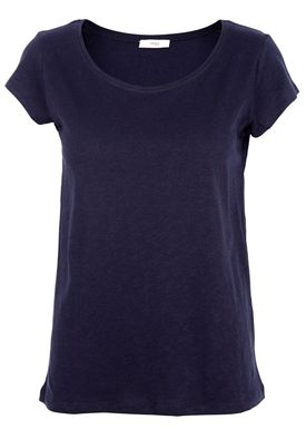 Stig P - T-shirt - Liu T-shirt - Navy