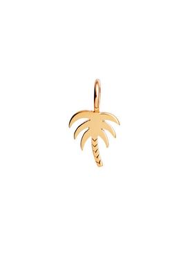 Stine A - Vedhæng - Petit Palm Pendant - Gold